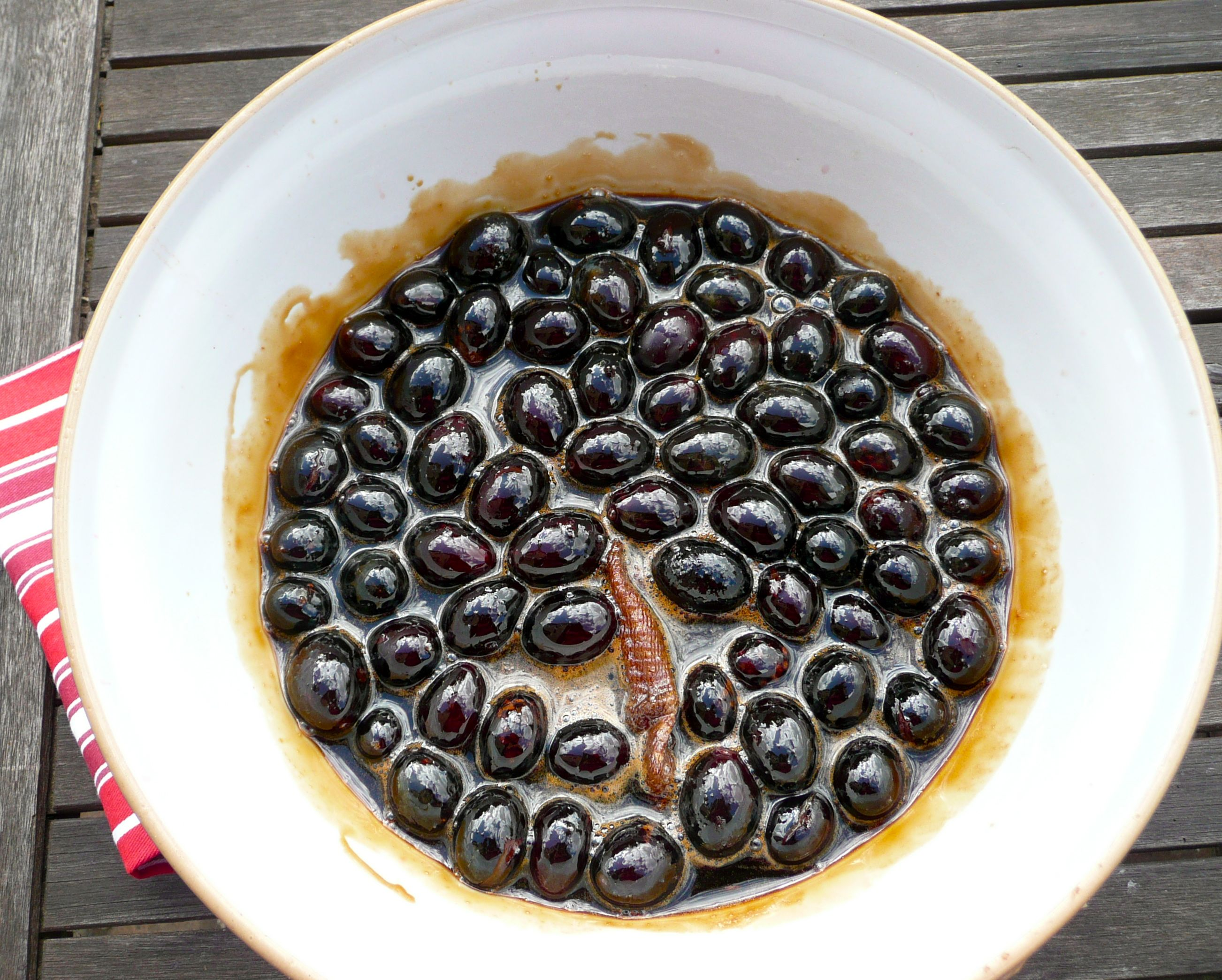 Damson Gin Recipe >> Pickled Damsons | The Ordinary Cook