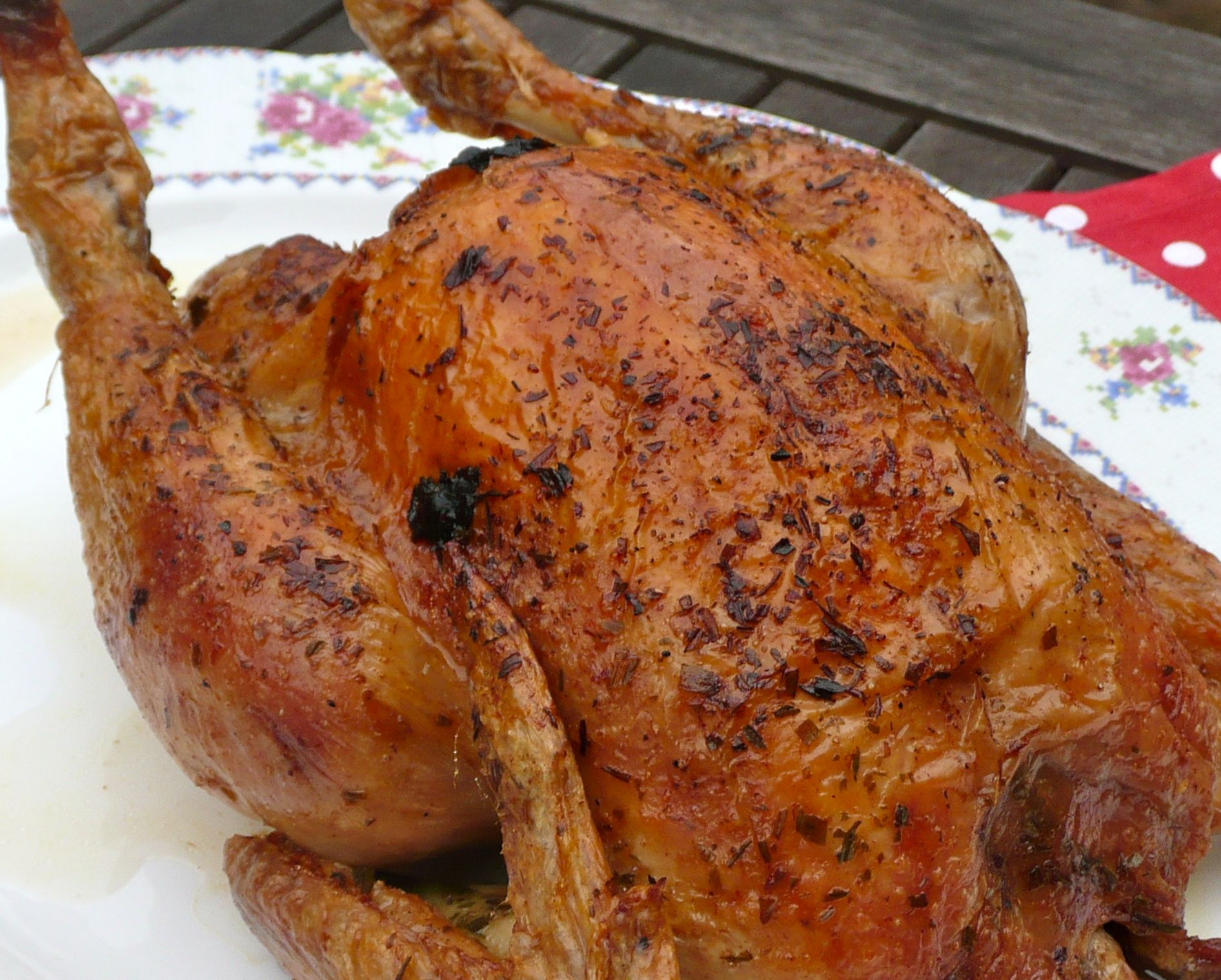 mmm a lovely roast chicken i love roast chicken i make one two or ...