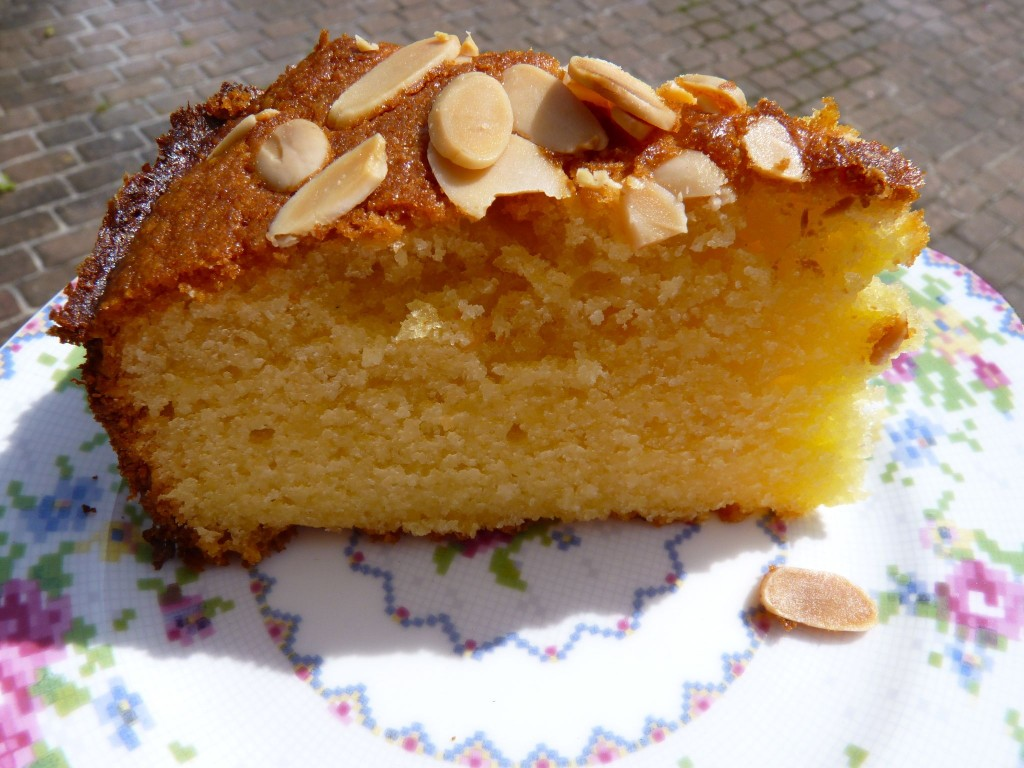 Ground Almond Cake Gluten Free Recipe