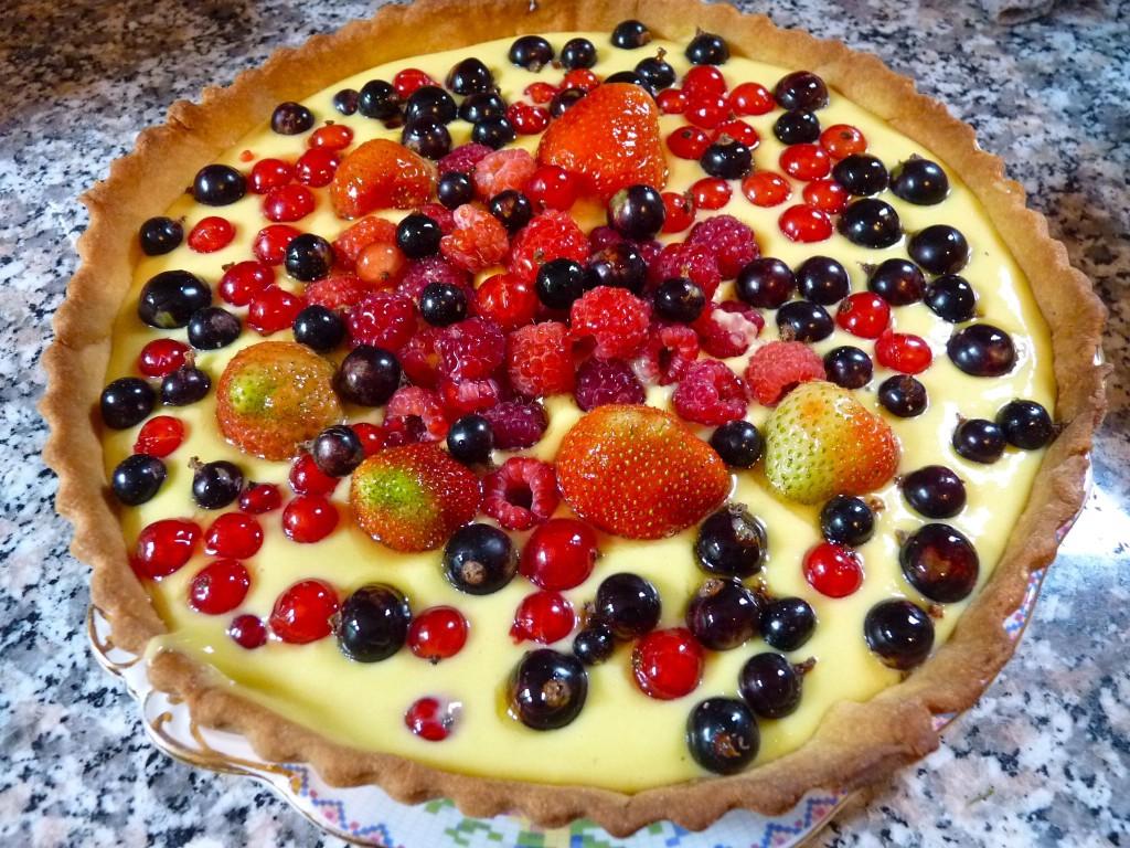 summer tart