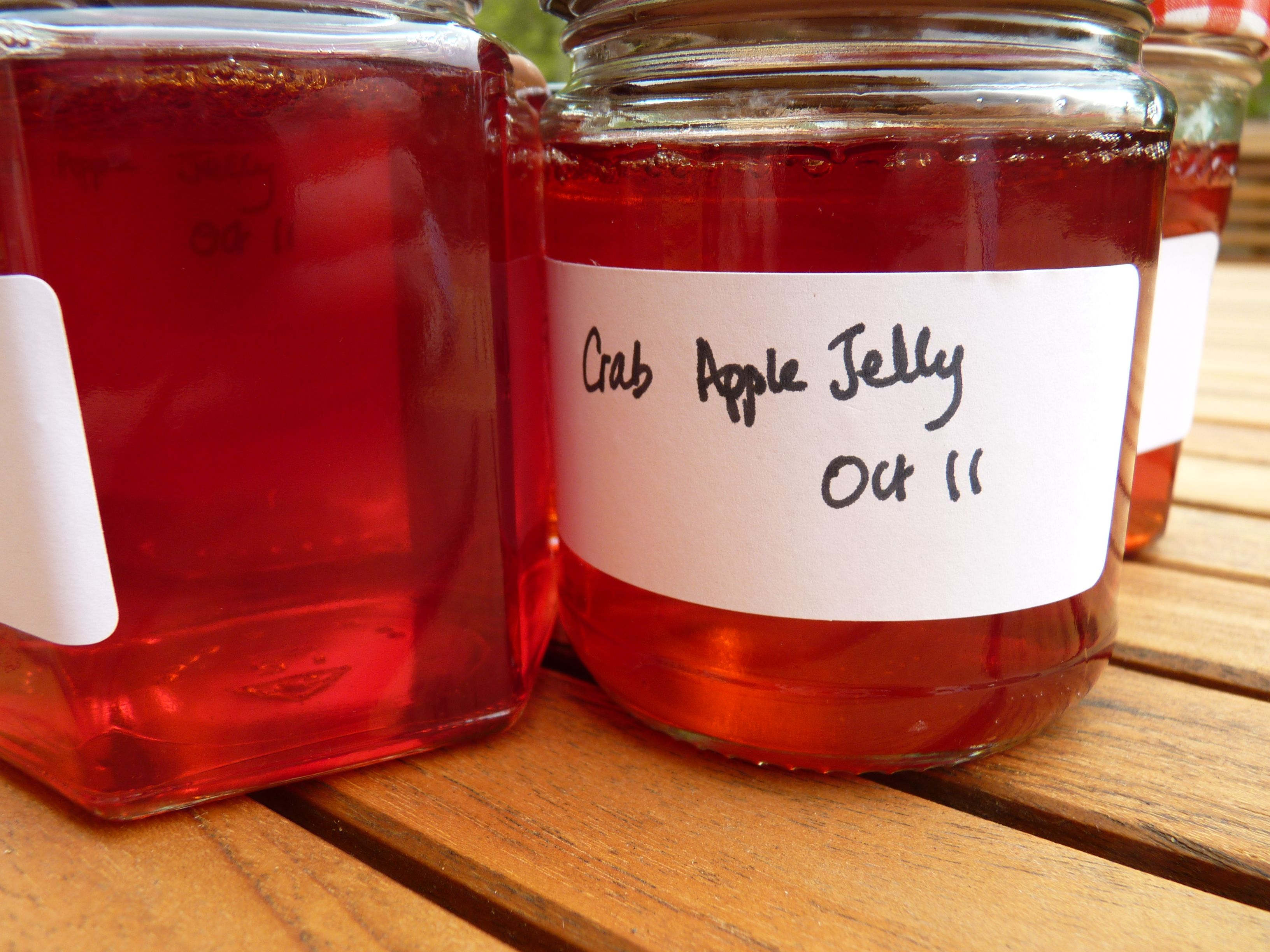 Crabapple jelly | The Ordinary Cook
