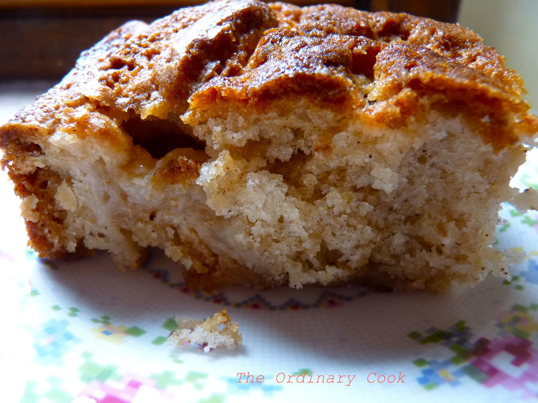 Herman   The Friendship Cake The Ordinary Cook