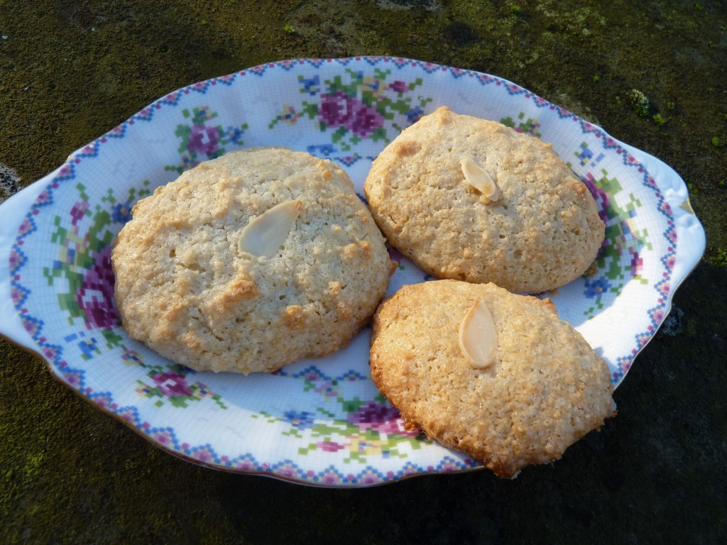 Almond Macaroons   The Ordinary Cook Almond Macaroons Recipe Uk