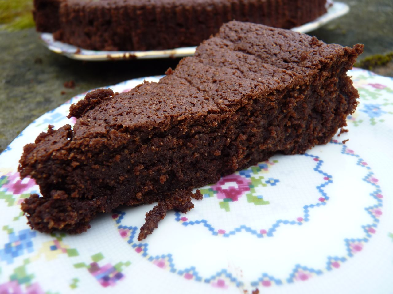 Chocolate Chestnut Cake The Ordinary Cook