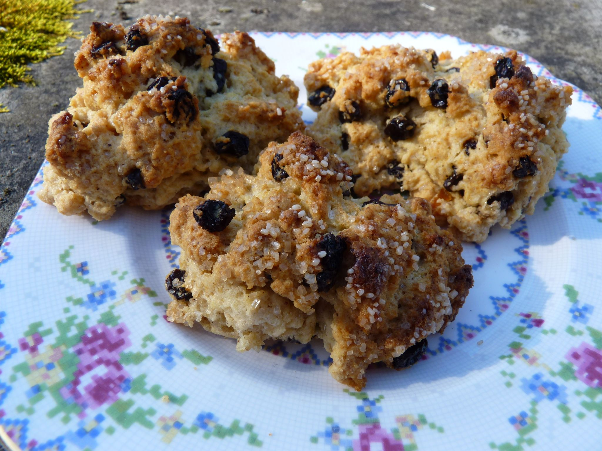 rock cakes the ordinary cook