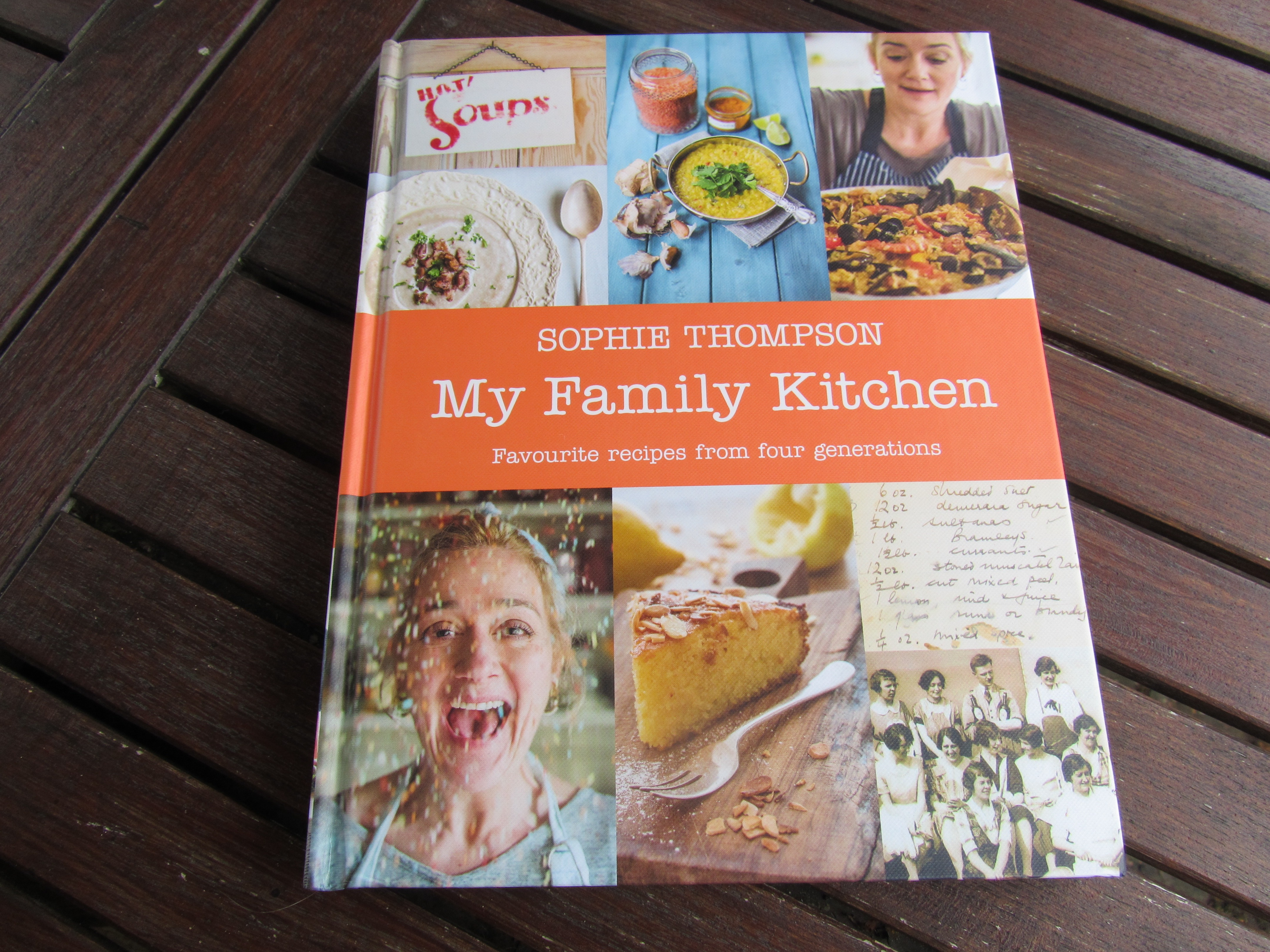 Sophie thompson family cookbook the ordinary cook sophie thompson family cookbook forumfinder Images